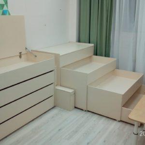 Мебель для яслей, дет.садов, дошкольных учреждений